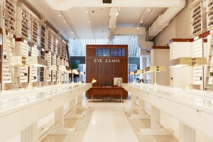 Warby Parker's New York flagship store