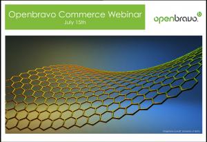 Openbravo Commerce Webinar