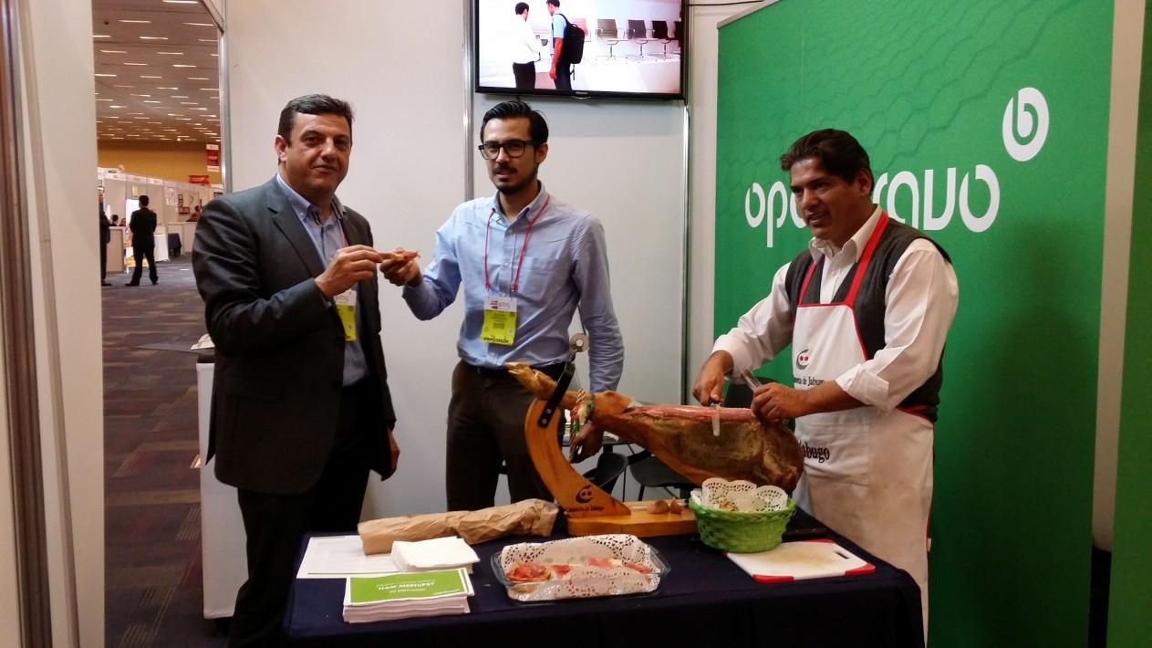 Expo 2015 Stand Enel : Nuestra experiencia en el expo antad 2015 openbravo blog