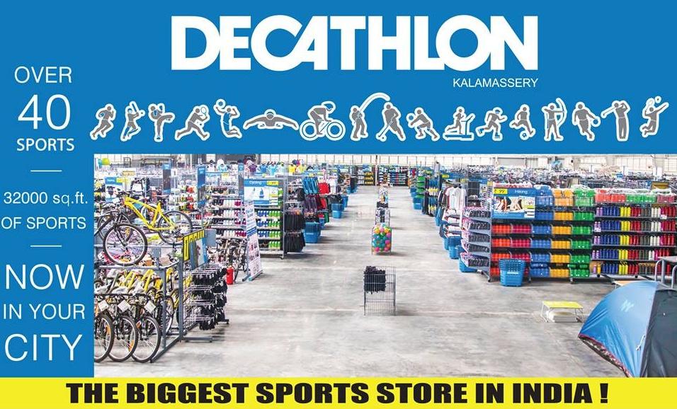 Decathlon India Shopping Experience  0b0ffb88bb5
