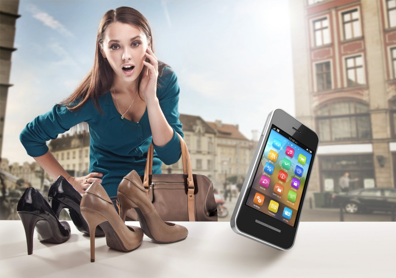 Store retailers add value with mobile optimized sites for Mobili shop on line