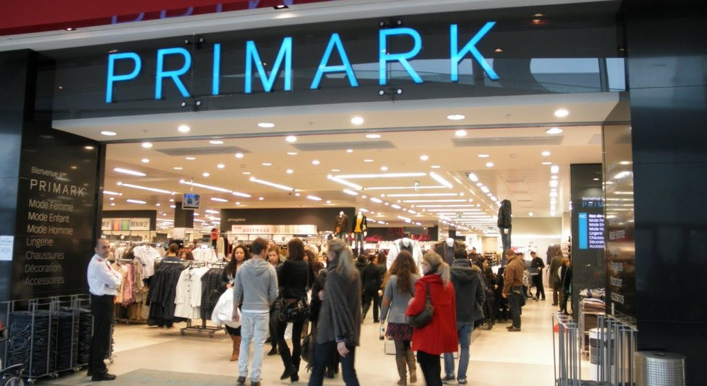 Primark  shuns eCommerce as brick-and-mortar sales grow