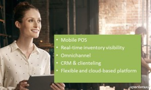 Key capabilities of a modern POS solution