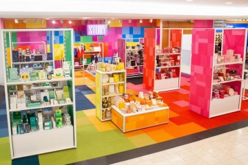 The new Story concept shop at Macys
