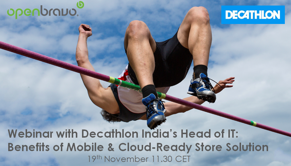 f20627789 Benefits of a Mobile-enabled and Cloud-ready Store Solution Explained by Decathlon  India