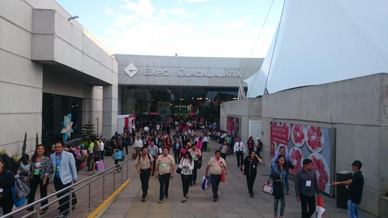 Entrada Expo ANTAD