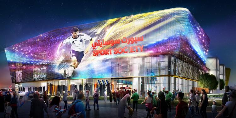 Sport Society, Dubai