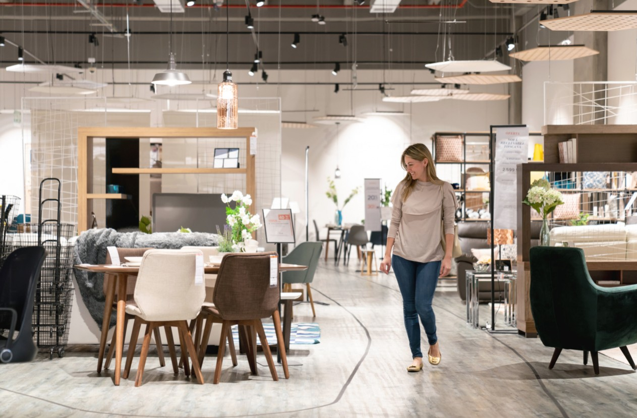Omnichannel Strategies For Furnitute