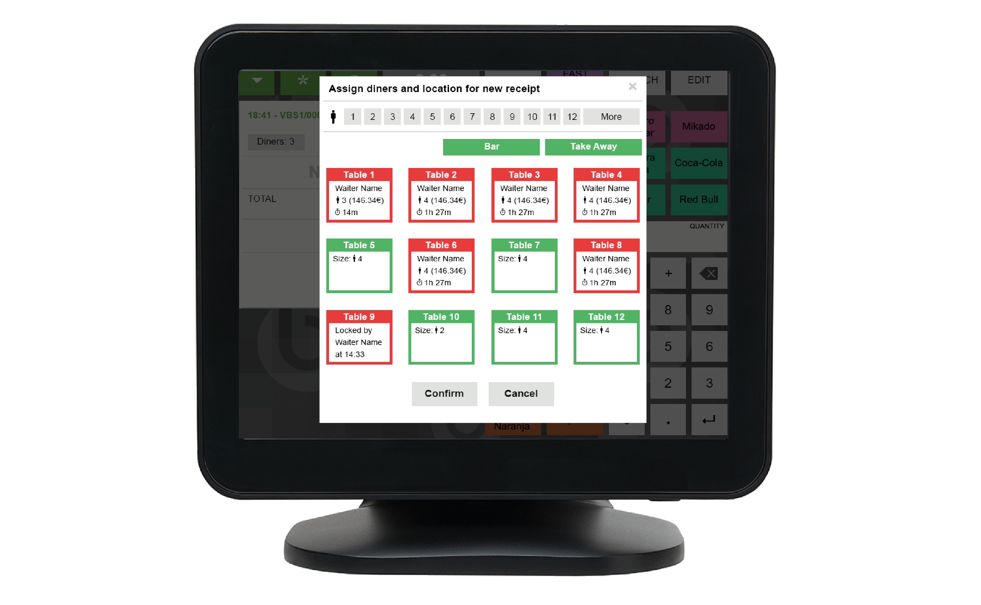 Web And Mobile Enabled Restaurant Pos System Openbravo